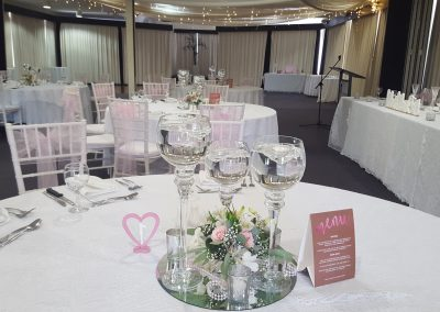 Immaculate function rooms